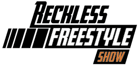 reckless bikes show logo